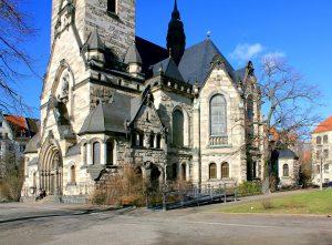 Die Michaeliskirche am Nordplatz