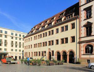 Alte Nikolaischule Leipzig