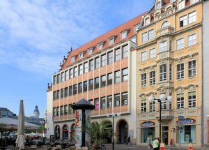 Neubau in der Katharinenstraße