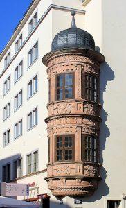 Fürstenhauserker Leipzig