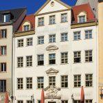 """Haus """"Zum Arabischen Coffeebaum"""" Leipzig"""