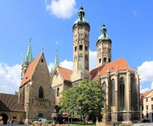 Der Naumburger Dom - UNESCO-Weltkulturerbe