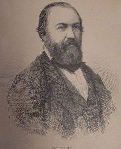 Dr. Ernst Carl Erdmann Heine 1880