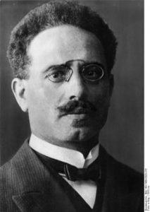 Karl Liebknecht 1910