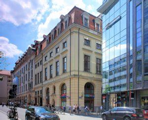 Ehem. Ratsbibliothek Leipzig