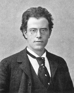 GUstav Mahler 1900
