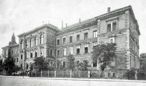 König-Albert-Gymnasium Leipzig 1912