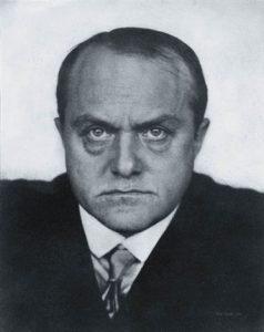 Max_Beckmann (Portrait 1928, Hugo_Erfurth)