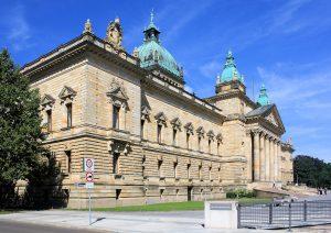 Justizpalast Leipzig