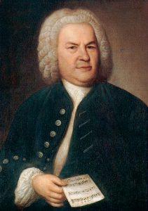 Johann Sebastian Bach, Gemälde im Stadtgeschichtlichen Museum Leipzig