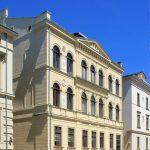 Klassizistisches Wohnhaus im Waldstraßenviertel