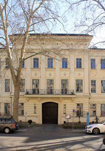 Schumann-Haus im Graphischen Viertel
