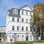 Klassizistisches Wohnhaus in der Otto-Schill-Straße