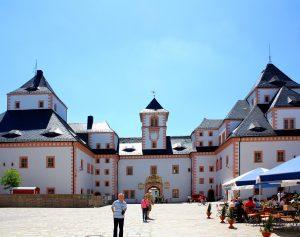 Jagdschloss Augustusburg bei Chemnitz