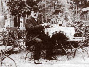 Ernst Pinkert um 1906