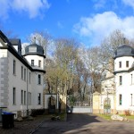 Abtnaundorf, Schlosszufahrt
