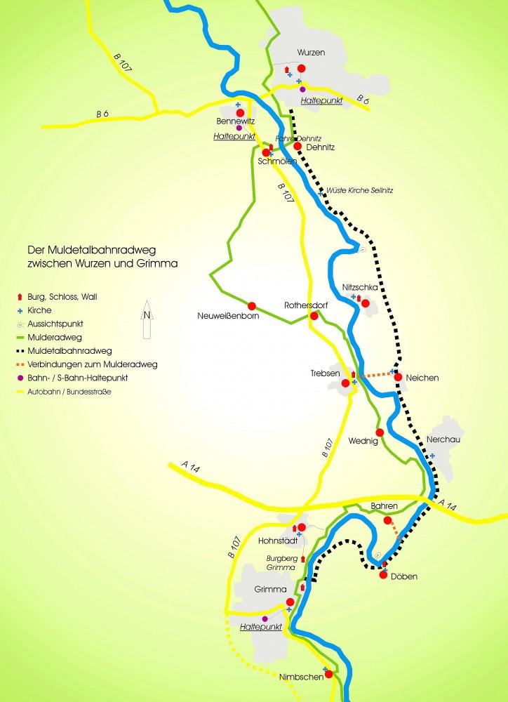 mulderadweg karte architektur blicklicht   Mirko Seidel, Sigismundstraße 3, 04317  mulderadweg karte