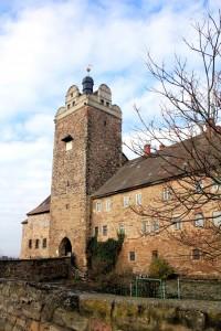 Allstedt, Schloss