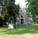 Schloss Altranstädt, Grabkapelle
