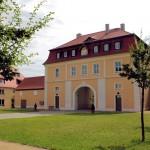 Schloss Ammelshain, Gutshof und Torhaus