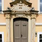 Schloss Ammelshain, Portal