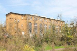 Kunstkraftwerk Leipzig in Neu-Lindenau