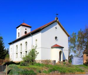 Elstertrebnitz, Ev. Martinskirche