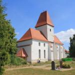 Wolteritz, Ev. Pfarrkirche