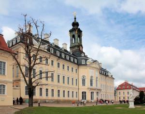 Jagdschloss Hubertusburg in Wermsdorf