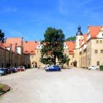 Wermsdorf, Altes Jagdschloss