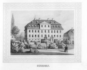 Herrenhaus des Rittergutes Benndorf