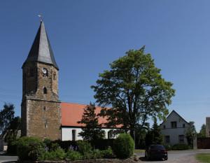 Die Ev. Pfarrkirche in Horburg
