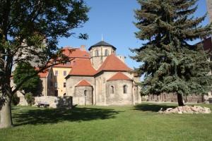 Die Kapelle auf der Burg Querfurt