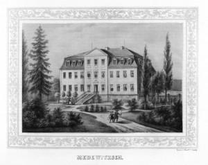 Herrenhaus Medewitzsch