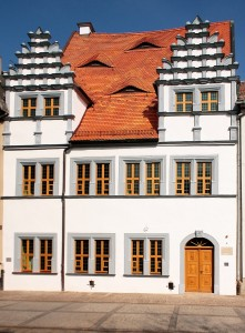 Das Heinrich-Schütz-Haus in Weißenfels (Quelle: www.schuetzhaus-weissenfels, André Piontek)
