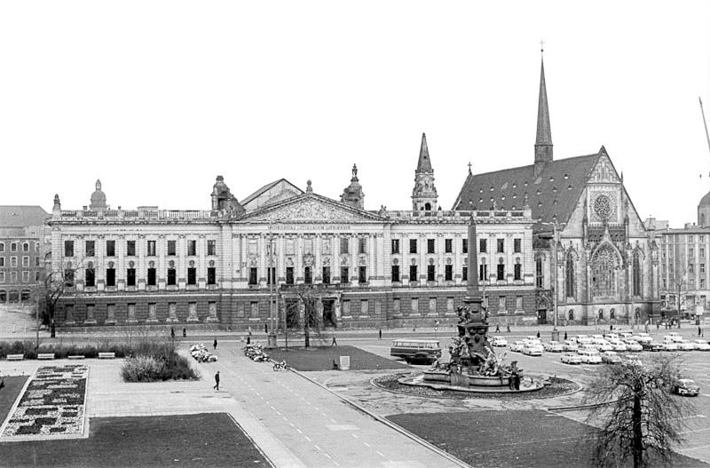 Universitat Leipzig Campus Stadt Leipzig Artikel Artikel Berichte