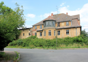 Rittergut Ammelgoßwitz, Neues Herrenhaus