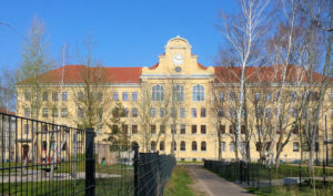 "Förderzentrum Sprachheilschule ""Käthe Kollwitz"" Leipzig in Anger-Crottendorf"