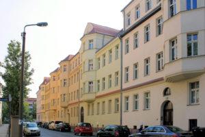 Wohnanlage Peilickestraße 10 bis 22 Anger-Crottendorf