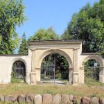 Bad Düben, Pesttor