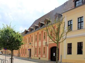 Belgern, Wohnhaus Markt 7