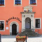 Rathaus Belgern, Portal