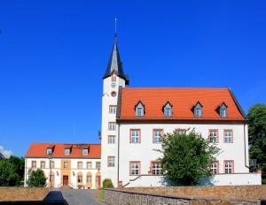Schloss Belgershain am Äußeren Grünen Ring Leipzig