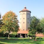 Beucha (Brandis), Wasserturm