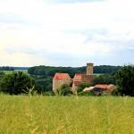 Die Burg Gnandstein im Kohrener Land