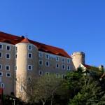 Burg Gnandstein im Kohrener Land