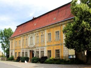 Jagdhaus Kössern an der Mulde bei Grimma