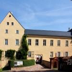 Schloss Frohburg zwischen Leipzig und Chemnitz