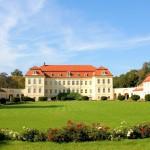 Schloss Nischwitz bei Wurzen an der Mulde