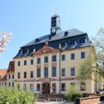 Rathaus in Burgstädt